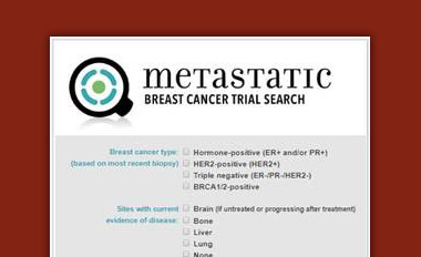 breast cancer sites